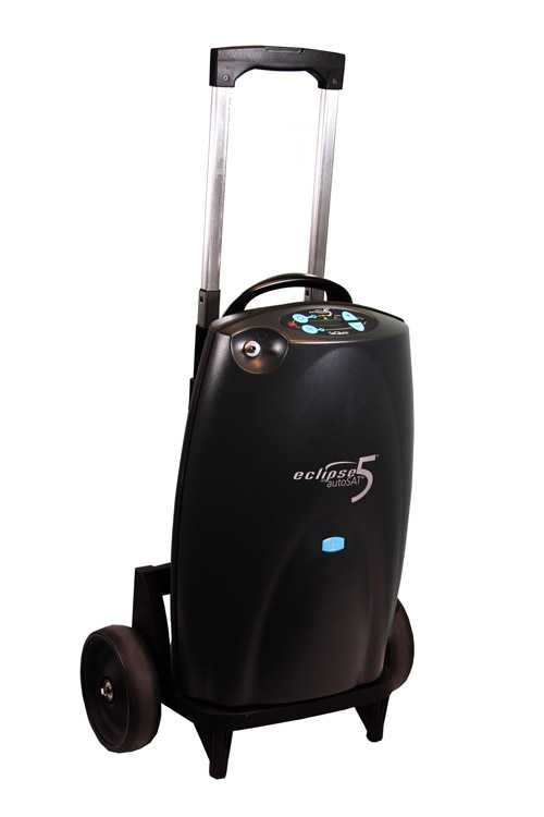 Sequal Eclipse5 Transportable Oxygen Concentrator